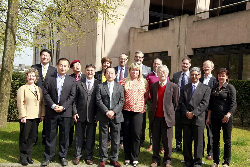The Global Polyurethanes Associations working group